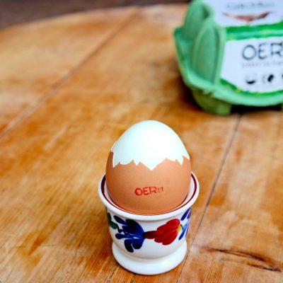 Eet jij elke dag een ei?