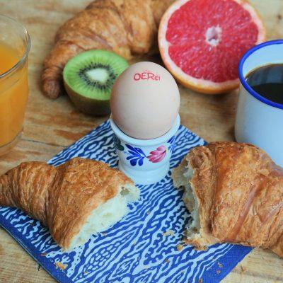 Zin in een gratis OERei ontbijt?